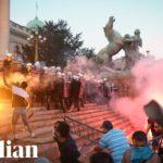 VIDEO: Srbsko čelí pokusu o státní převrat. Kvůli koronaviru