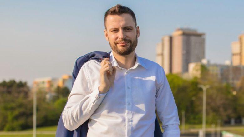 Ondřej Prokop, pražský zastupitel za hnutí ANO; Foto: Profil Ondřeje Prokopa na sociální síti