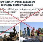 HOAX: Rusko mělo platit Tálibánu za zabíjení Američanů. Pentagon to popřel