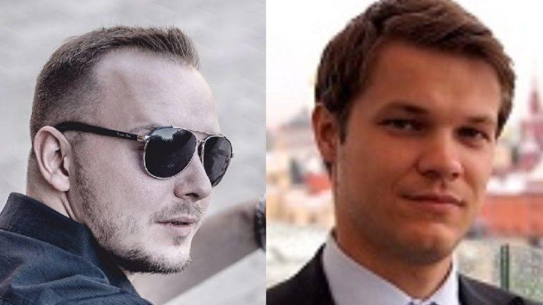 Ivan Safronov a Martin Laryš; Foto: sociální sítě