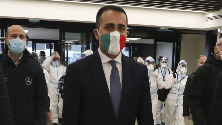 Italský ministr zahraničí Luigi Di Maio; Foto: Wikimedia Commons