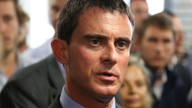 Bývalý francouzský premiér Manuel Valls; Foto: Briand / Wikimedia Commons