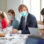 VOJTĚCH: Nemocnice jsou připraveny přijmout násobky pacientů