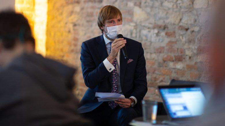 Ministr zdravotnictví Adam Vojtěch; Foto: Profil Adama Vojtěcha na sociální síti