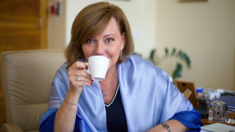 Ministryně financí za ANO Alena Schillerová; Foto: Profil Aleny Schillerové na sociální síti