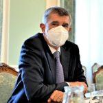 VĚŘÍM MU, říká Andrej Babiš o novém ministru zdravotnictví Romanu Prymulovi