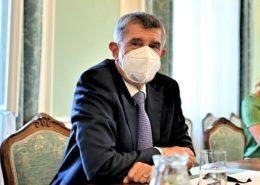 Předseda vlády Andrej Babiš; Foto: Profil Andreje Babiše na sociální síti