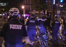VIDEO: V USA propukly opět protesty proti policejní brutalitě. Západ mlčí