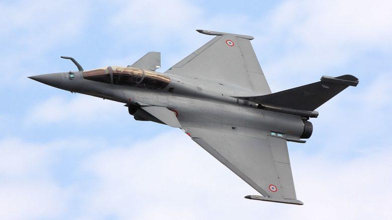 Francouzský víceúčelový stíhací letoun Dassault Rafale; Foto: Tim Felce (Airwolfhound) / Wikimedia Commons