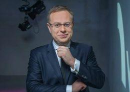 Moderátor České televize Václav Moravec; Foto: Profil Václava Moravce na sociální síti