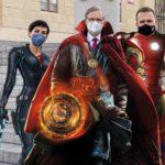 BIZÁR: Šéfové ODS, lidovců a TOP09 si hrají na Avengers. Jenže si vybrali mrtvé postavy