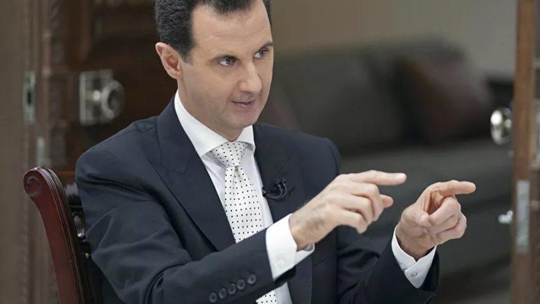 Syrský prezident Bašár Asad; Foto: agentura SANA