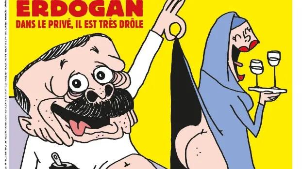 Foto: Profil Charlie Hebdo na sociální síti Twitter