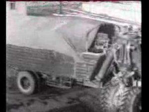 VIDEO: Sovětský náklaďák, který měl přepravovat extrémní náklady