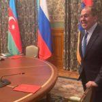 RUSKO zprostředkovalo PŘÍMĚŘÍ v Náhorním Karabachu