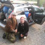 VÁLEČNÝ VETERÁN Martin Zapletal pomáhá lidem v Náhorním Karabachu