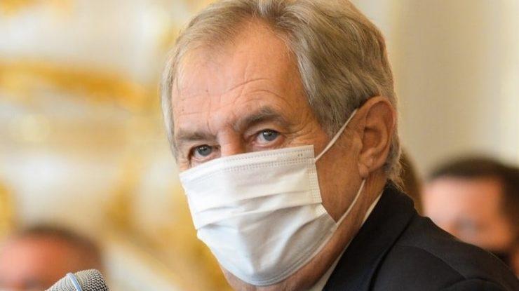 Prezident Miloš Zeman; Foto: Profil Miloše Zemana na sociální síti