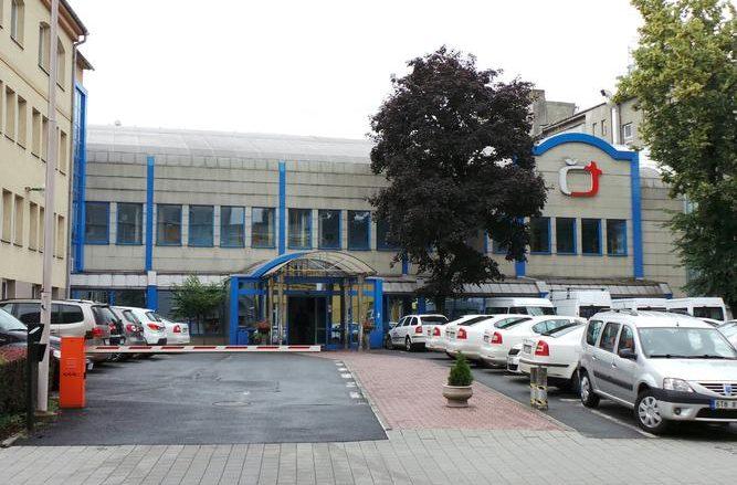 Ostravské studio České televize; Foto: Mapy.cz