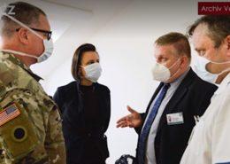Američtí lékaři nemohou u nás léčit; Foto: Repro americká ambasáda v ČR