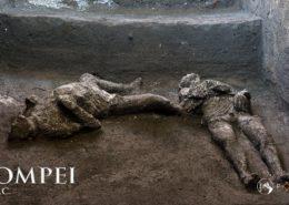VIDEO: V italských Pompejích byly objeveny zachovalé pozůstatky dvou mužů