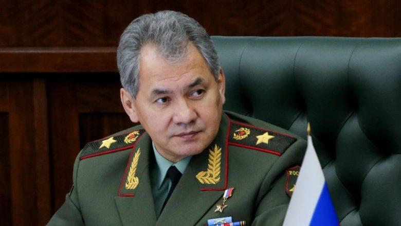 Ruský ministr obrany Sergej Šojgu; Foto: Ruské ministerstvo obrany / Wikimedia Commons