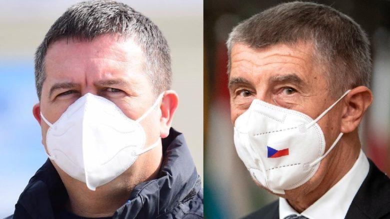 Jan Hamáček, Andrej Babiš; Foto: Profily na sociálních sítích