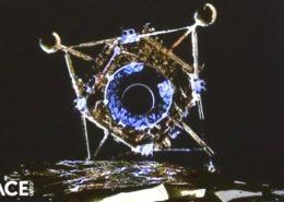 VIDEO: Čínská sonda přistála na Měsíci