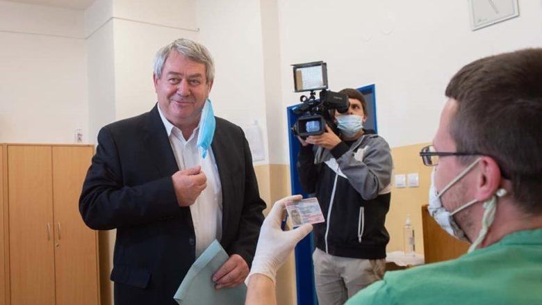 Předseda KSČM Vojtěch Filip; Foto: profil V. Filipa na sociální síti