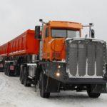 VIDEO: TONAR-7502 je nákladní monstrum do těžkého terénu ruské Sibiře