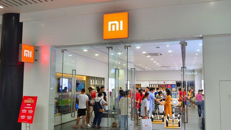 Prodejna Xiaomi; Foto: Raysonho / Wikimedia Commons