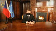 VIDEO: Novoroční projev Andreje Babiše
