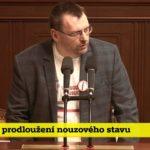 VIDEO: Čeští poslanci se porvali ve sněmovně