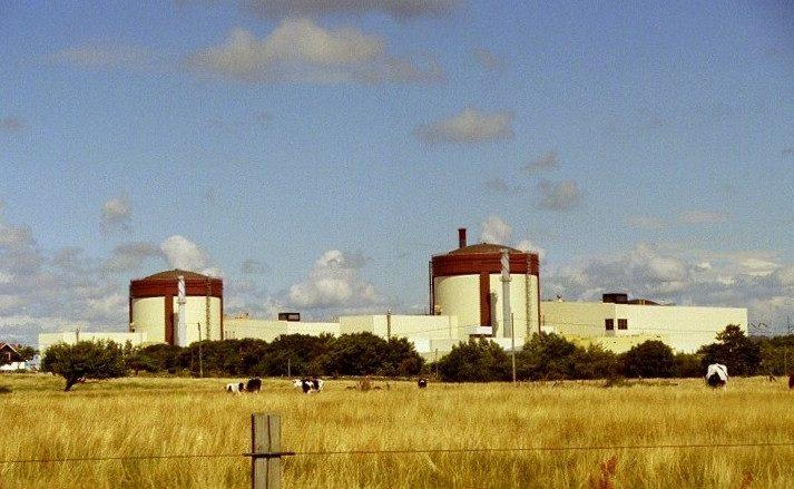 Švédská jaderná elektrárna Ringhals; Foto: Tubaist / Wikimedia Commons