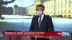 VIDEO: Andrej Babiš kritizoval rozhodnutí Ústavního soudu ohledně volebního systému