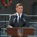 CENZURA: Ukrajinský prezident zakázal vysílání opozičních televizních stanic