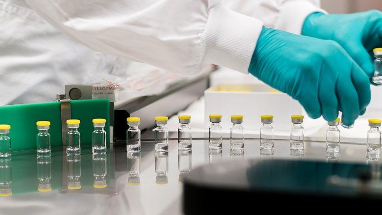 Vakcína firmy Johnson & Johnson; Foto: jnj.com