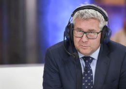 Polský europoslanec Ryszard Czarnecki; Foto: Euranet Plus / Wikimedia Commons
