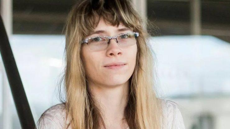 Ekonomka Hana Lipovská; Foto: Profil H. Lipovské na sociální síti