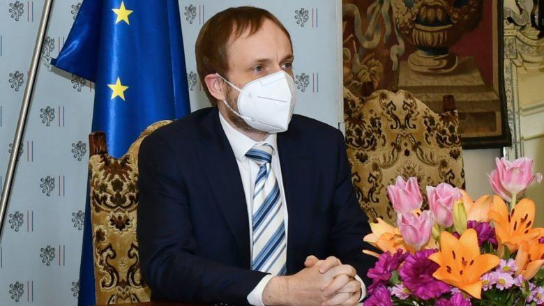 Ministr zahraničních věcí Jakub Kulhánek (ČSSD); Foto: profil MZV ČR na sociální síti
