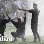 VIDEO: Policie v Bruselu rozehnala účastníky falešného koncertu