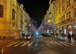 Pařížská ulice v Praze; Foto: Patrik Podškubka / Mapy.cz