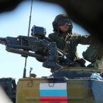 RUSKO MŮŽE BRÁNIT obyvatele Donbasu, pokud bude donuceno