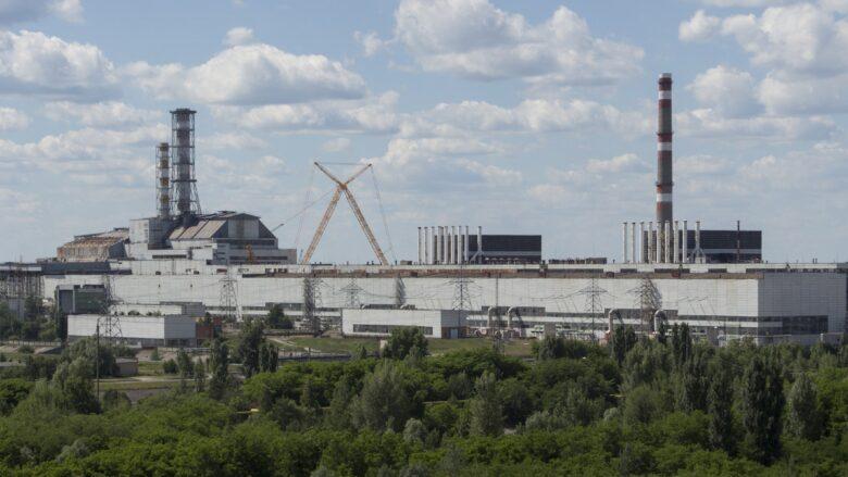 Ukrajinská jaderná elektrárna Černobyl; Foto: Ingmar Runge / Wikimedia Commons