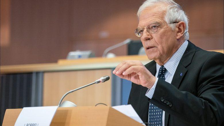 Ministr zahraničím EU Josep Borrell; Foto: Evropský parlament / Wikimedia Commons