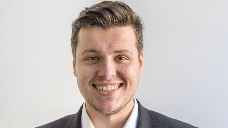Podnikatel a mladý politik TOP09 Ondřej Kania; Foto: JK Education / Wikimedia Commons