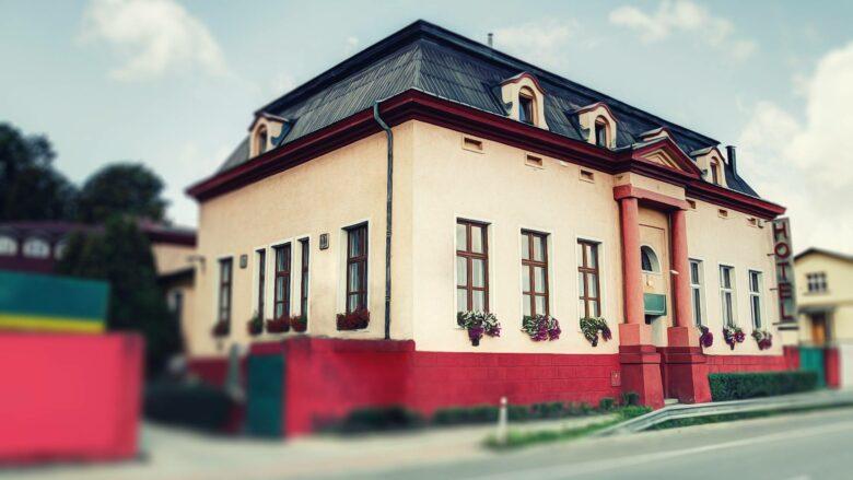 Hotel Corrado v Ostravě; Foto: hotelcorrado.cz