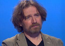 Kontroverzní novinář Janek Kroupa; Foto: Repro Česká televize