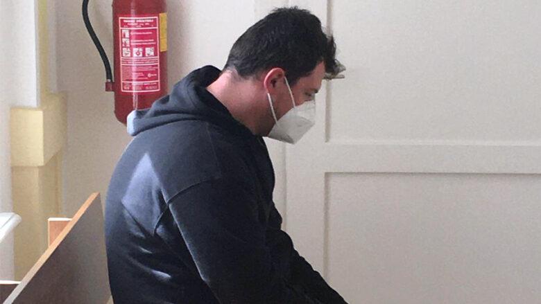 Odsouzený Martin Králík; Foto: repro TV Nova