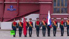 ŽIVĚ/VIDEO: Vojenská přehlídka v Moskvě k 76. výročí vítězství nad nacismem