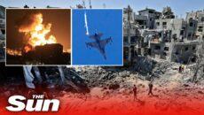 VIDEO: Izraelské tanky stojí na hranicích Gazy, lidé prchají ze svých domovů